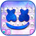Galaxy Sky Dj Keyboard Theme icon