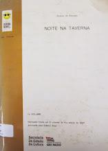 Photo: Noite na taverna Azevedo, Aluísio de  Localização: Braille C A986n  Edição Braille