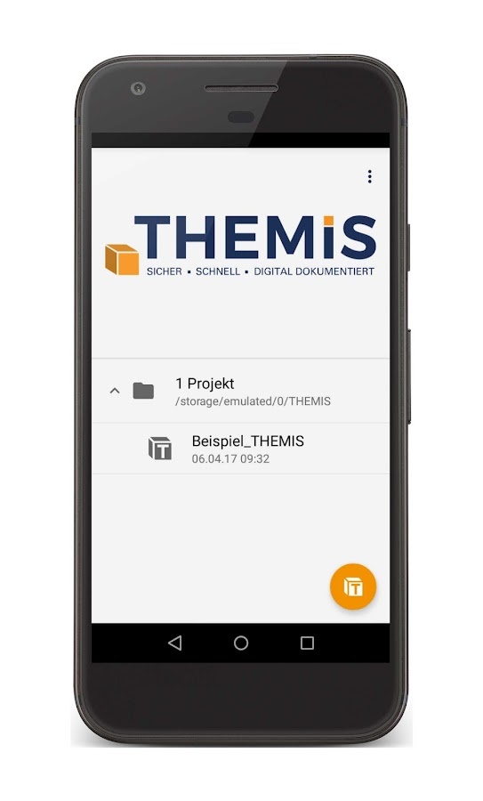 smartTHEMIS- screenshot