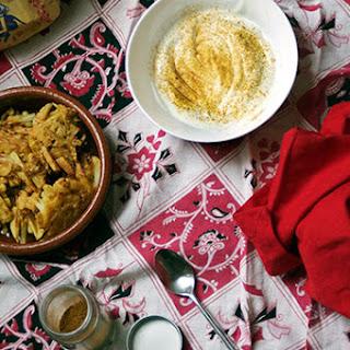 Cauliflower And Potato Pakoras