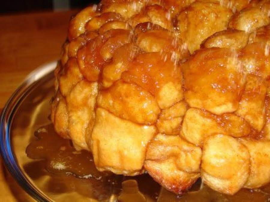 Butterscotch Bubble Loaf Recipe Just A Pinch Recipes