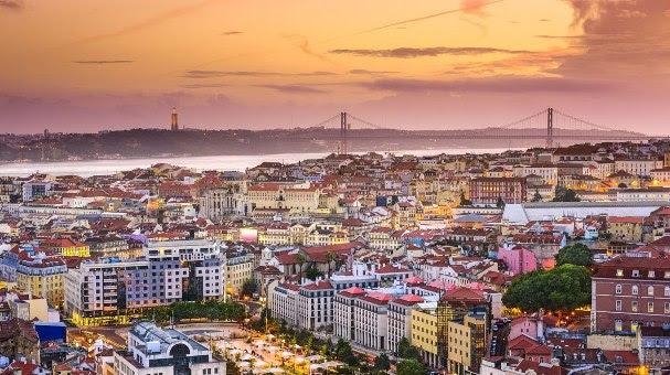 Réveillon em Lisboa