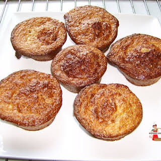 Bran and Cheese Muffins.