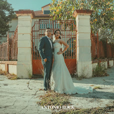 Wedding photographer Antonio Rock (6cd87b60bd0c005). Photo of 07.04.2016