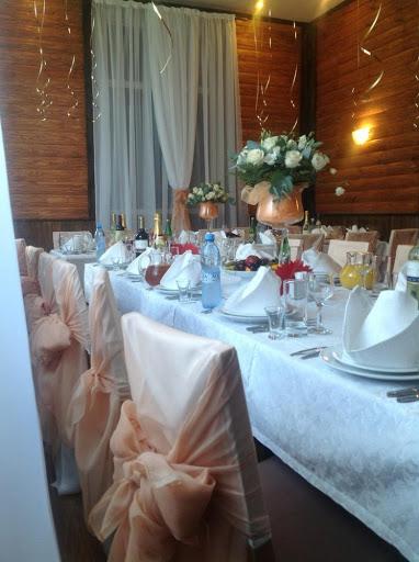 Площадка для свадьбы у воды «Помещение» 2