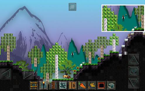 PlanarCraft 2D: Build, Craft and Survive - náhled