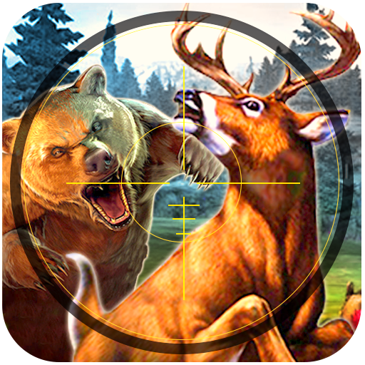 Wild Animal King Hunting: Sniper Shot Adventure 3D