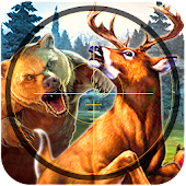 Wild Animal King Hunting: Sniper Shot Adventure 3D