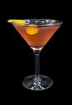 Summer Cosmo Martini