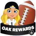 Oakland Football Rewards icon
