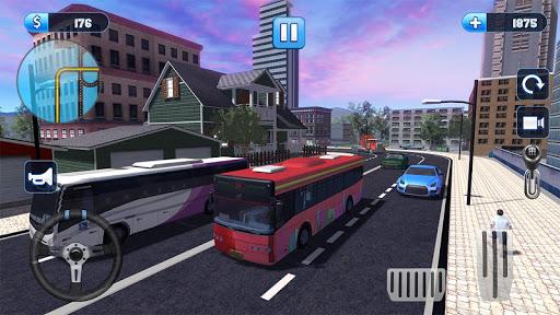 Extreme Coach Bus Simulator apkpoly screenshots 4