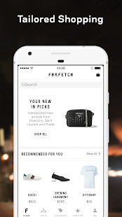 Farfetch – Shop Luxury Fashion & Designer Clothing - náhled