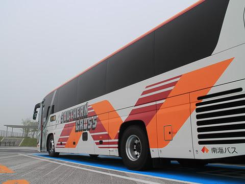 南海バス「サザンクロス」銚子線 ・478 道の駅 発酵の里こうざきにて_03