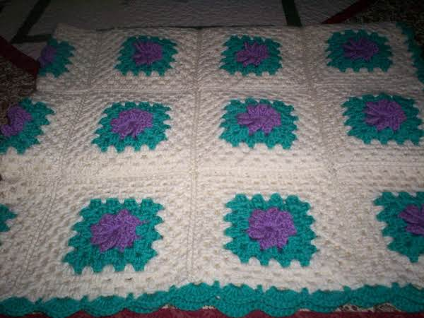 Blanket For Mama ! Recipe