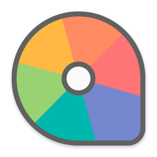 Flat TearDrop - Icon Pack APK Cracked Download