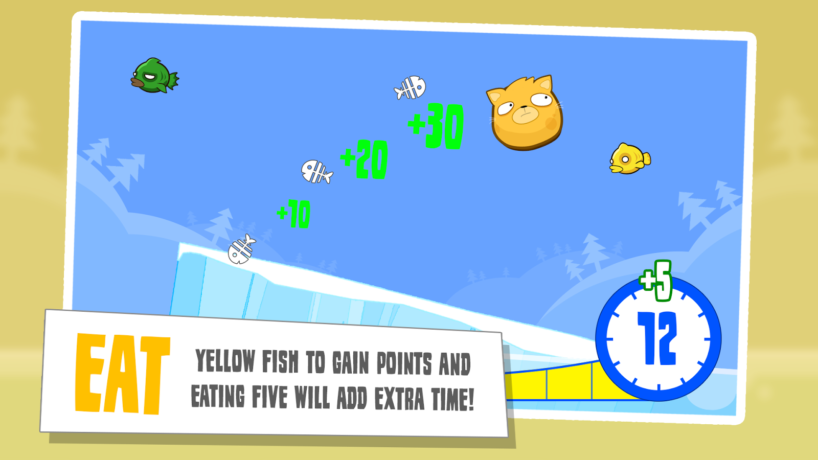 Catball Bounce- screenshot