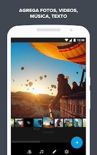 Quik - Editor de Videos Gratis Screenshot