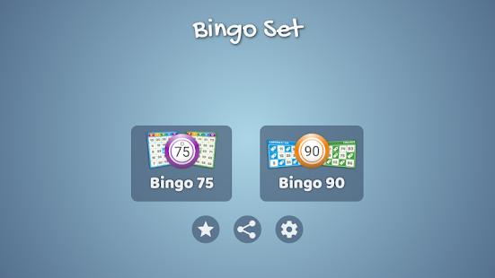 Bingo Set - náhled