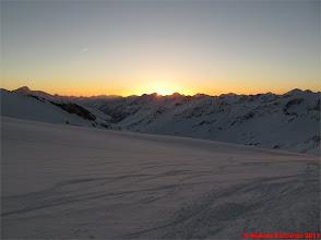 Photo: Ric_IMG_1289 il sole esce potente sull Hintereisferner
