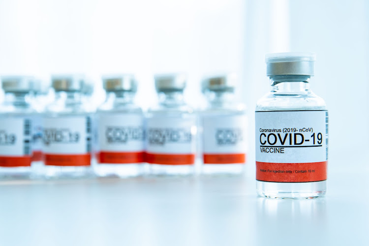 Pfizer's Covid-19 vaccine is 6.8 times less effective against the SA Covid-19 variant than against the main strain of the virus, say Israeli scientists. Stock photo.