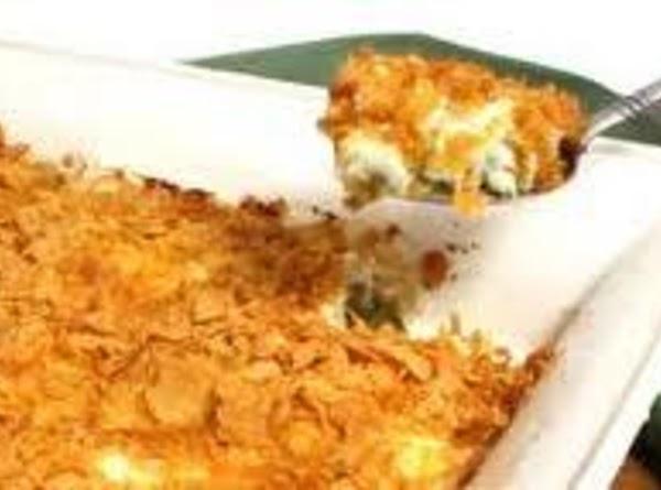Christy's Infamous Green Bean Casserole Recipe