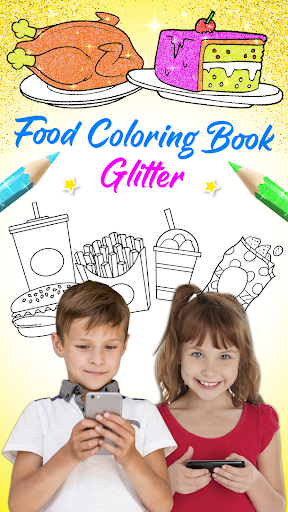 Food Coloring Game - Learn Colors modavailable screenshots 1