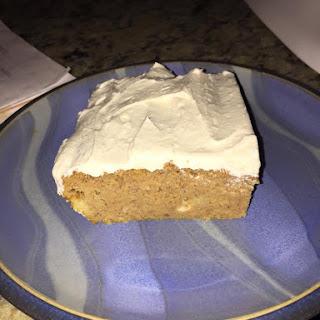 Pumpkin Cake – GF.