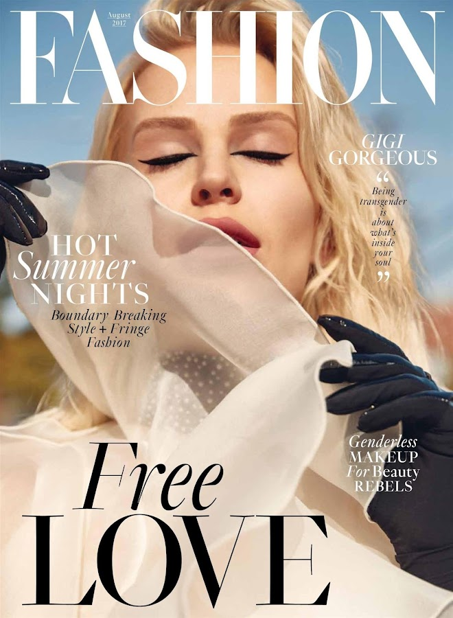 FASHION Magazine- screenshot