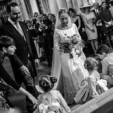 Bryllupsfotograf Javi Calvo (javicalvo). Bilde av 12.02.2019