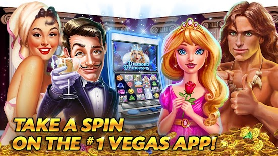 Caesars Slot Machines & Games: miniatura de captura de pantalla