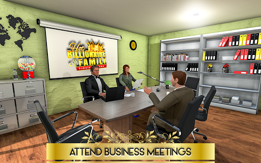 Billionaire Family Game Lifestyle Simulator 2020 apktram screenshots 2