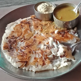 Uthappam  by Pritam Bhowmick - Instagram & Mobile Android