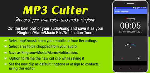 MP3 Cutter Tone Maker - Apps on Google Play