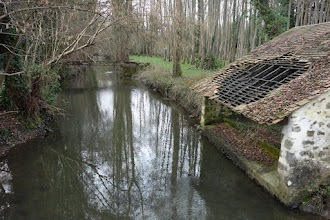 Photo: Lavoir sur la Rémarde