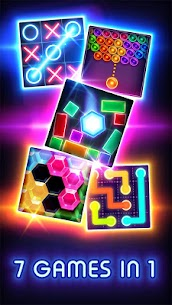 Tic Tac Toe Glow App Latest Version Download For Android and iPhone 8