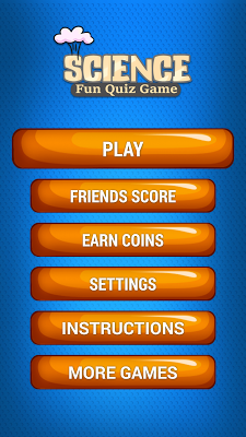 Science Fun Quiz Game - screenshot