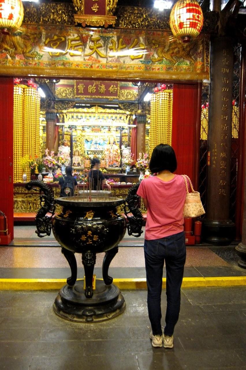 Taipei Tianhou Temple