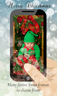 Xmas Hd Frame Pic Editor For Yourmoments By Vaghani Keyur