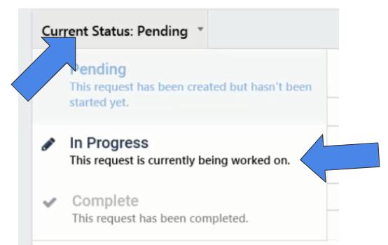 Admin Training - Content Requests