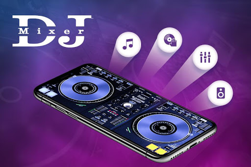 DJ Name Mixer With Music Player - Mix Name To Song 1.4 screenshots 1