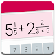 Fractions Calculator - detailed solution available APK