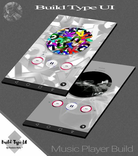 Build Type UI Kustom Pro/Klwp screenshot 4