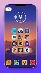 Soneo - Icon Pack APK screenshot thumbnail 3
