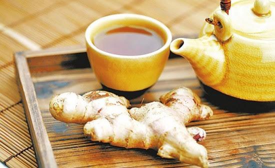 Có thể sử dụng trà gừng để tăng huyết áp