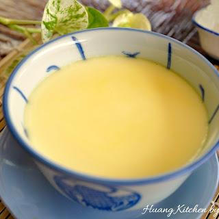 Steamed Egg Pudding 香滑炖蛋.
