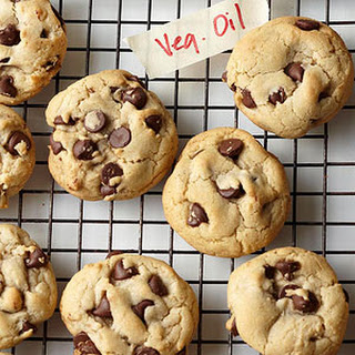 Soft-and-Cakelike Chocolate Chip Cookies