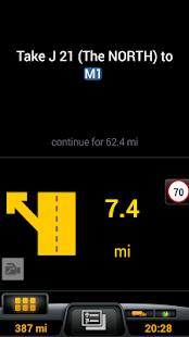 CoPilot Truck Europe Region- screenshot thumbnail