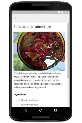 Foto do Healthy Salad Recipes App