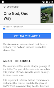 Emmaus Bible Courses - náhled