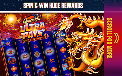 Quick Hit Casino Slots – Free Slot Machines Games App Download For Android and iPhone 9